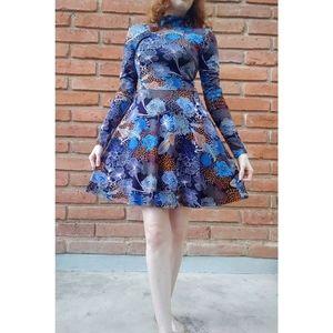 '60s/'70s Style Mini Dress